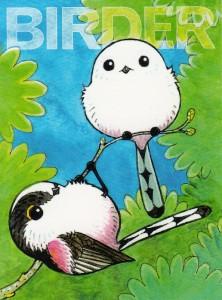 BIRDERステッカー